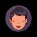 .svg, emoticon, emoji, face, emotion, expression, man