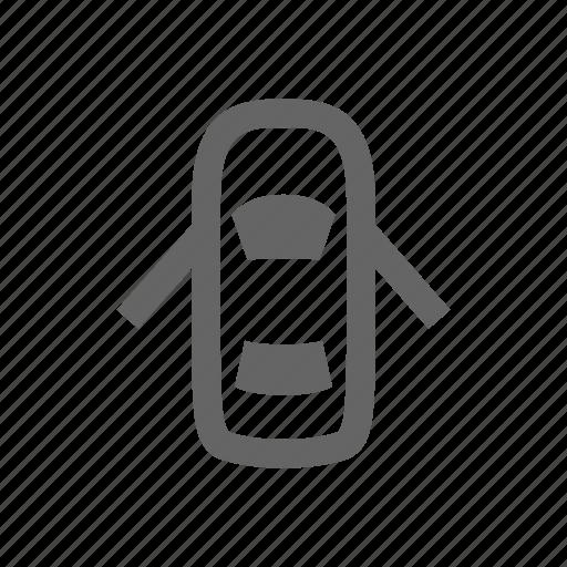 car, top icon