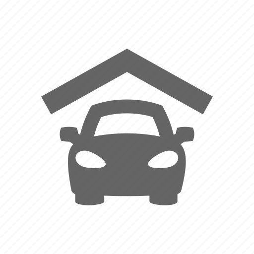 car, garage icon