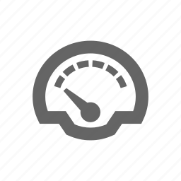 speed, speedometer icon