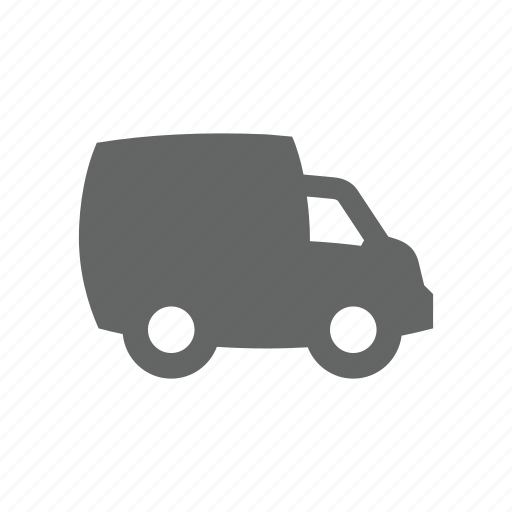 auto, shipping, truck, vehicle icon