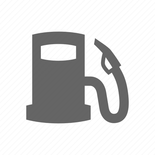 fuel, gas station icon