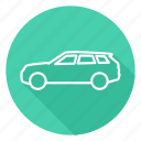 auto, automobile, car, land rover, transport, vehicle icon