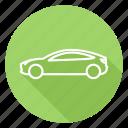 car, electric, electric auto, electric car, tesla, tesla 3, tesla modet three icon