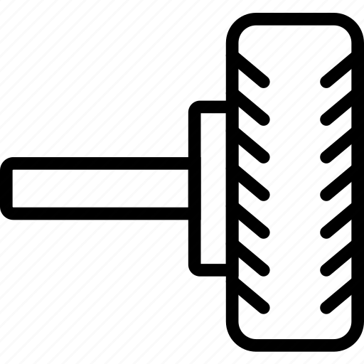 base, car, frame, wheel icon