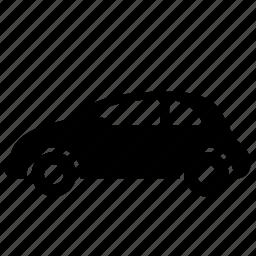 auto, automobile, bantam, car icon