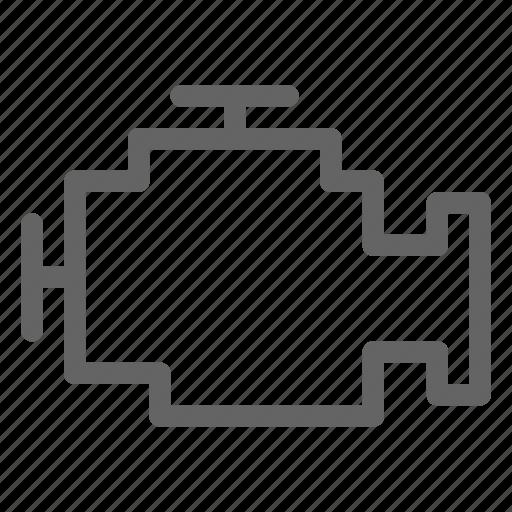 automobile, engine, motor, vehicle icon