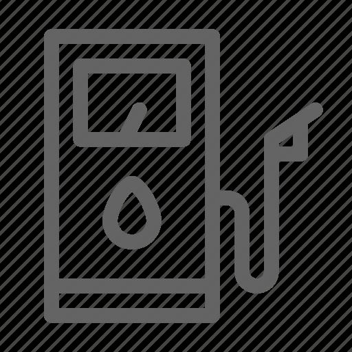 Fuel, petrol, pump, station icon - Download on Iconfinder