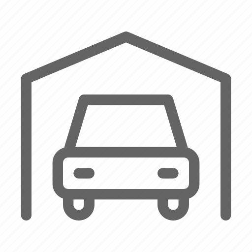 Automobile, car, garage, service icon - Download on Iconfinder