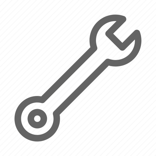 maintenance, service, spanner, wrench icon