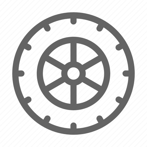 Car, tire, tyre, wheel icon - Download on Iconfinder
