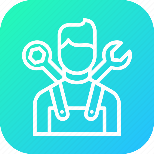 Automobile, car, expert, mechanic, repair, service icon - Download on Iconfinder