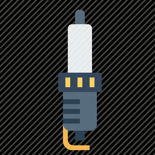 car, element, ignite, plug, service, spark, tool icon
