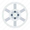 automative, car, race, rims, tire, tool, wheel icon