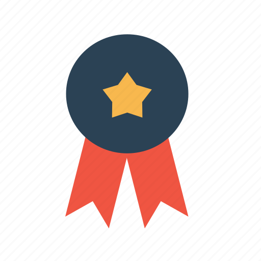 award, bedge, car, quality, repairing, service, star icon