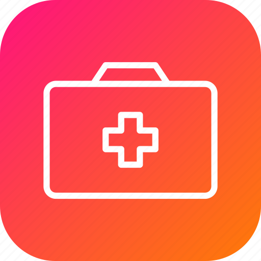 Aid, emergency, first, kit, medical, service, tool icon - Download on Iconfinder