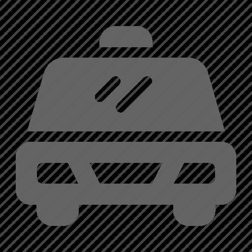 cab, car, taxi, transport icon