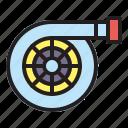 automotive, car, engine, turbo, vehicle