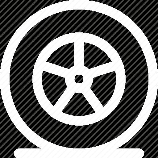 car, drive, lane, mileage, used car, wheel icon