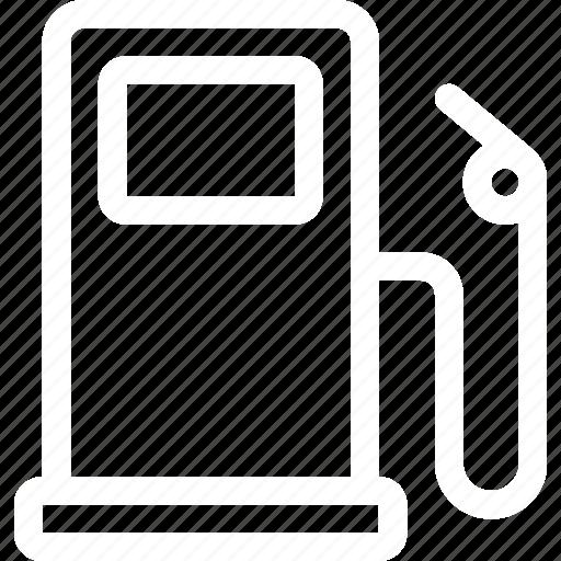 car, engine, fuel, gas, gasoline, old, vehicle icon
