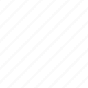 car, ice, north, safe, snow, tires, winter icon
