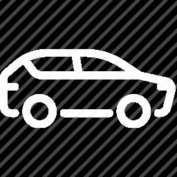 body type, car, jeep, model x, suv, tesla icon