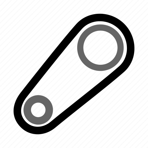 automotive, belt, drive belt, serpentine icon