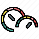 speedometer, gauge, performance, efficiency, speed