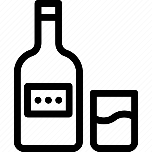 alcohol, beverage, drink, whiskey icon