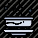 bowl, fall, food, hot, soup