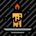 autumn, candle, event, festival