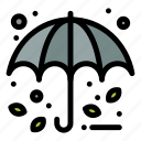 autumn, protection, rain, umbrella