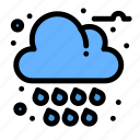 autumn, cloud, rain, weather