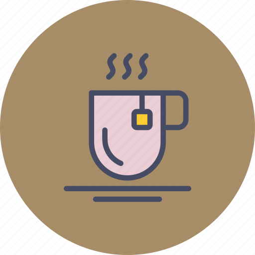 beverage, coffee, drink, hot, mug, tea, warm icon