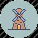 electricity, energy, turbine, wind, windmill
