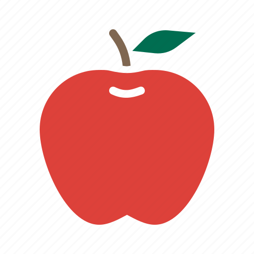 apple, autumn, food, fruit, grocery, healthy, spring icon