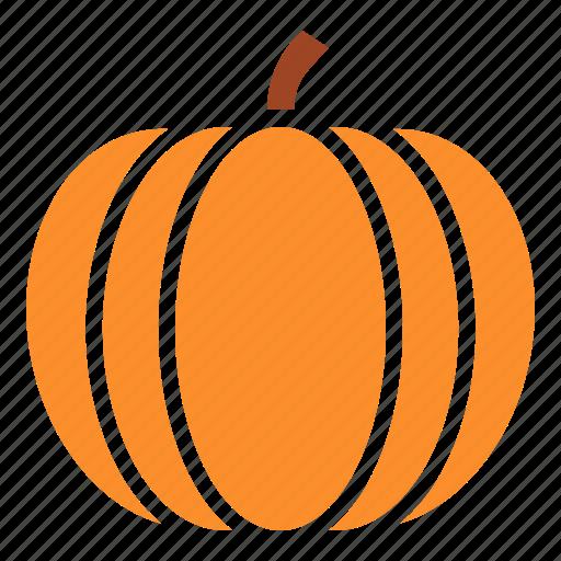 autumn, fruit, halloween, harvest, pumpkin, thanksgiving, vegetable icon