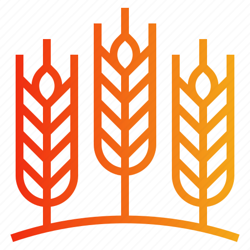 Barley, cereal, farming, plant, wheat icon - Download on Iconfinder