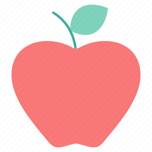 appel, autumn, fruit, healthy, produce, spring icon