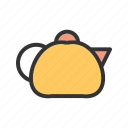 boiler, coffee, cup, drink, hot, kettle, tea icon