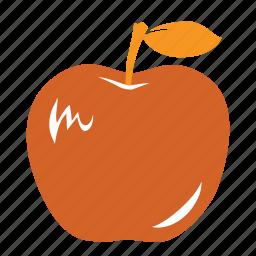 apple, autumn, citrus, food, fruit, harvest, nature icon