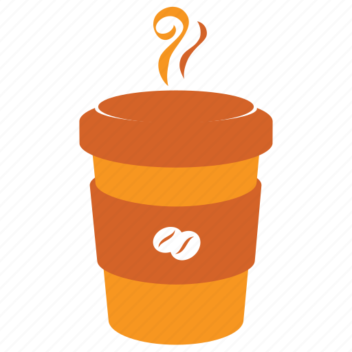 autumn, cafe, coffee, cup, hot, take out, tea icon
