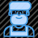 avatar, farmer, people, profile, user icon