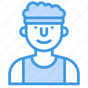 avatar, people, profile, runner, user icon