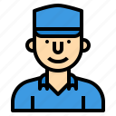 avatar, mechanic, messenger, people, profile, user icon