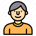 avatar, people, profile, student, user icon