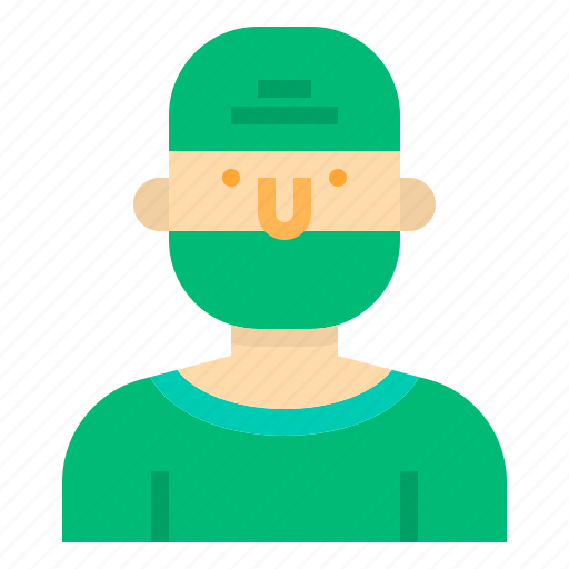 avatar, doctor, people, profile, user icon