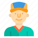 avatar, massenger, mechanic, people, profile, user icon