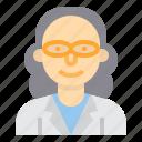 avatar, people, professor, profile, user icon