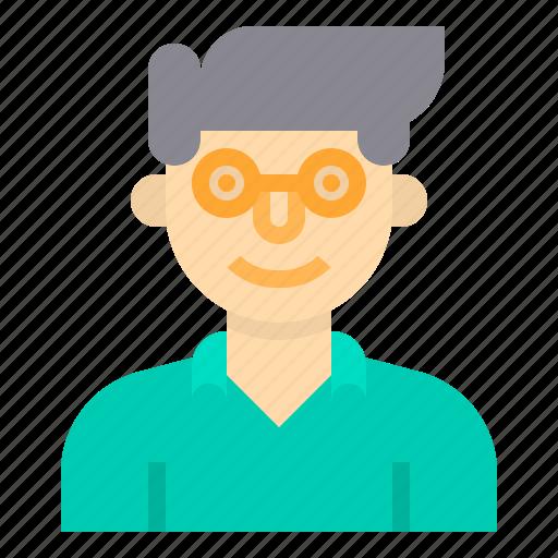 avatar, people, profile, student, user icon